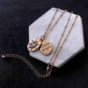 Jewelry - ❤️ 'Shine Bright' Pendant Necklace